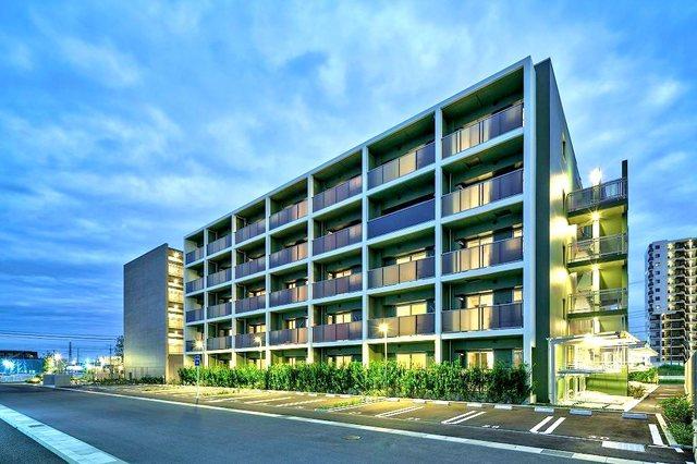 Art Residence IN OoTAKA-no-MORIの外観画像