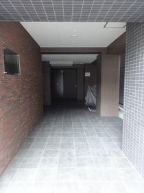 フェルクルールプレスト横浜弘明寺エントランス