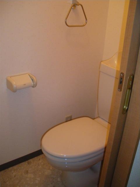 ソレイユトイレ