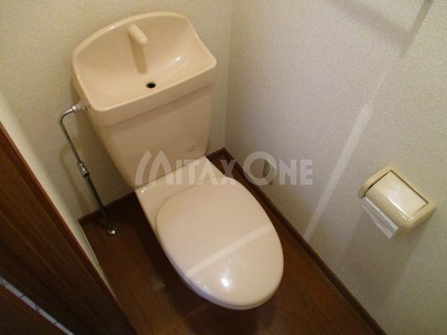 クラベールツー(クラベール2)トイレ