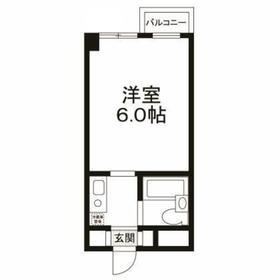 用賀駅 徒歩5分5階Fの間取り画像