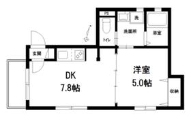 シェ・プレジール2階Fの間取り画像