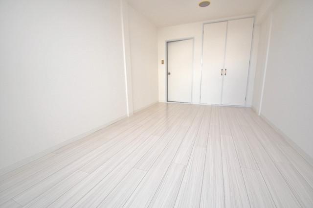 OMレジデンス八戸ノ里 落ち着いた雰囲気のこのお部屋でゆっくりお休みください。
