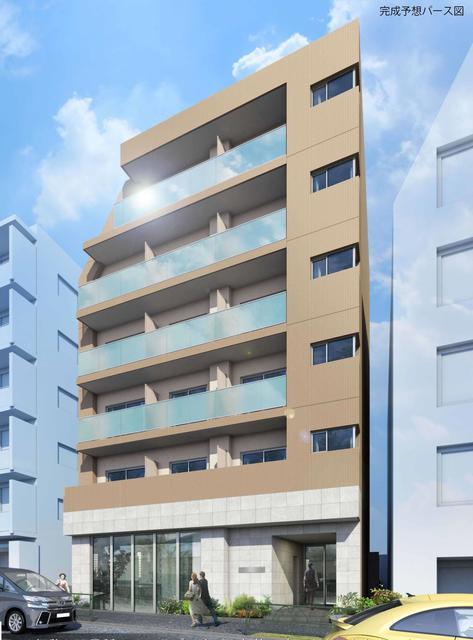 レジデンス西早稲田の外観画像