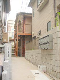 ロイヤル恵比寿駒沢通りから少し入った閑静な住環境