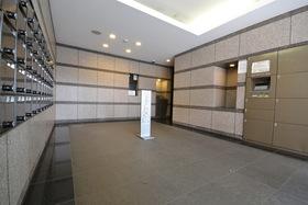 不動前駅 徒歩10分エントランス