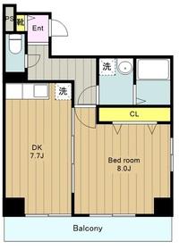 湘南台駅 徒歩22分3階Fの間取り画像
