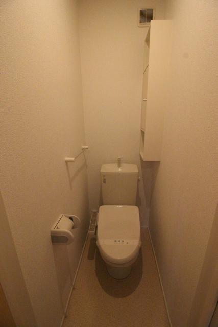 プランドール鎌倉Ⅱ番館トイレ