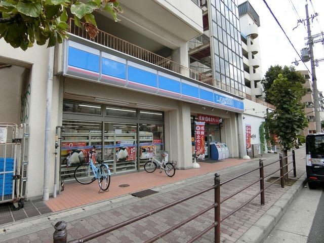 ローソン東三国店