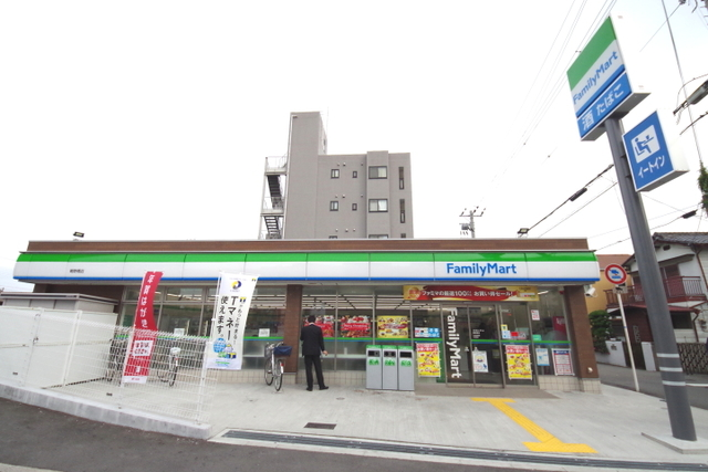 ファミリーマート鴫野橋店