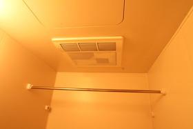 浴室乾燥付き!