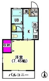 サン・ローゼ 102号室
