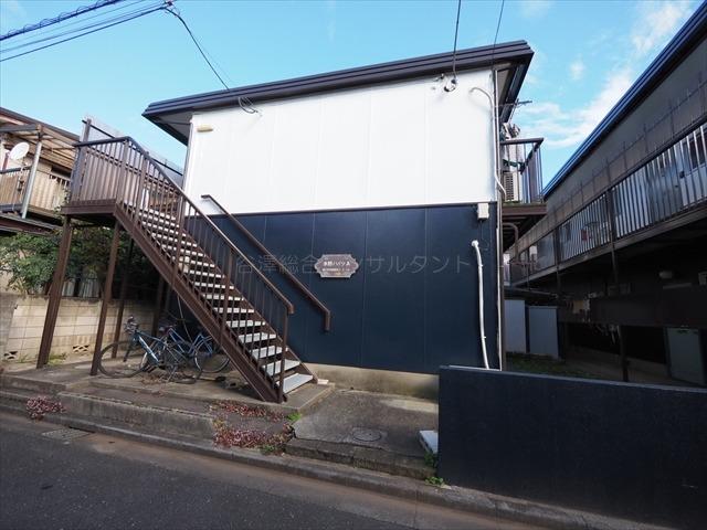 木野ハイツ A棟の外観画像