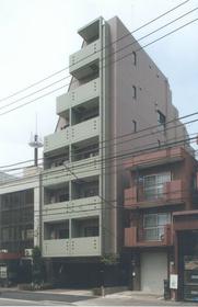 スカイコート茗荷谷壱番館の外観画像
