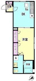 東大井21511 101号室