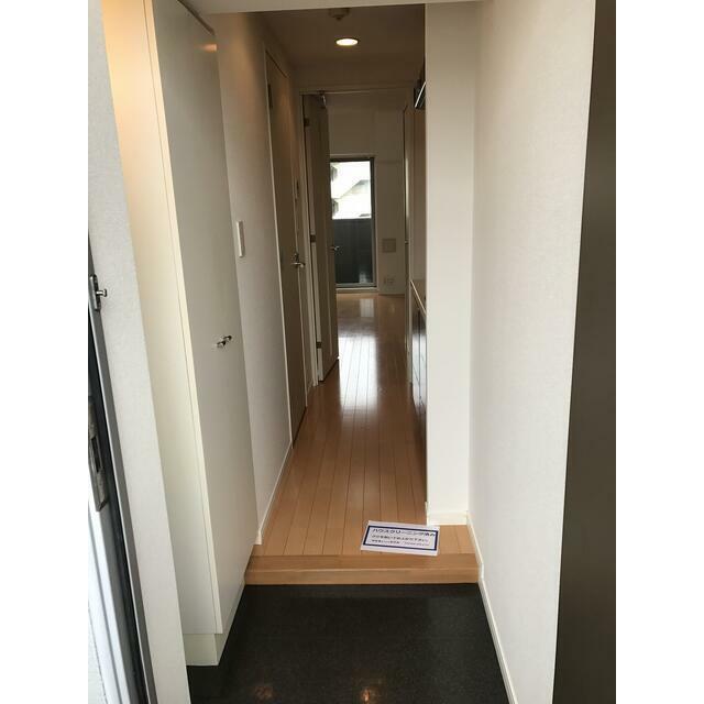 ライズコート東京イースト玄関