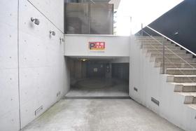 BPRレジデンス渋谷駐車場