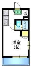 メゾン3292階Fの間取り画像