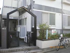 桜上水駅 徒歩16分エントランス