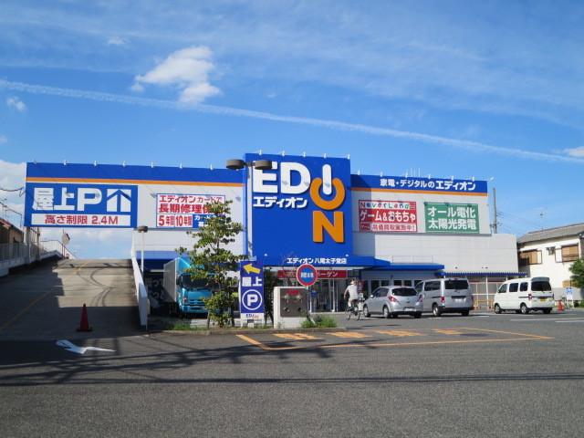 近江堂1-11-9 貸家 エディオン弥刀店