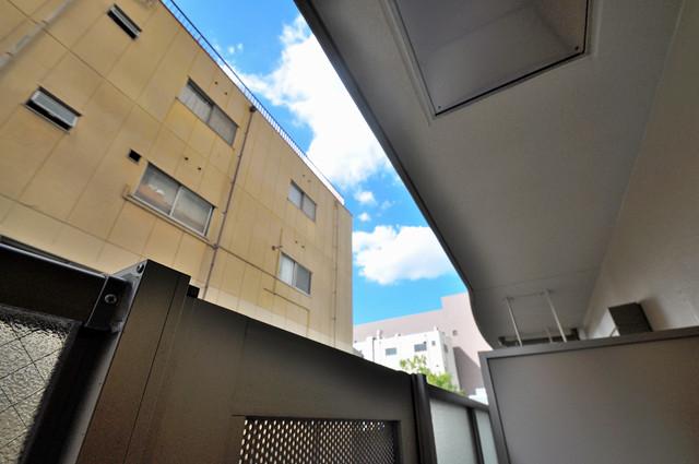 ディオーネ・ジエータ・長堂 バルコニーは眺めが良く、風通しも良い。癒される空間ですね。