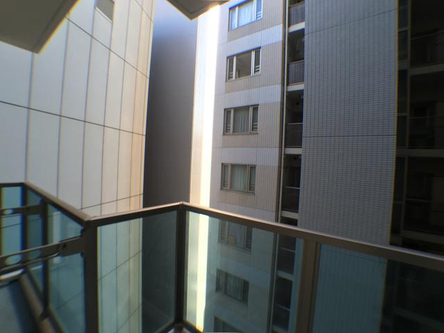 6階の眺望です。