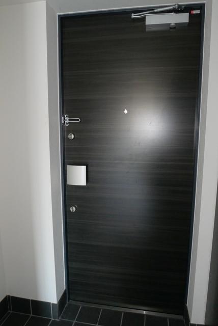マキシヴ関内玄関
