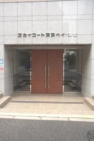 東雲駅 徒歩5分エントランス