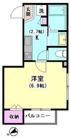 ル・ブロン 201号室