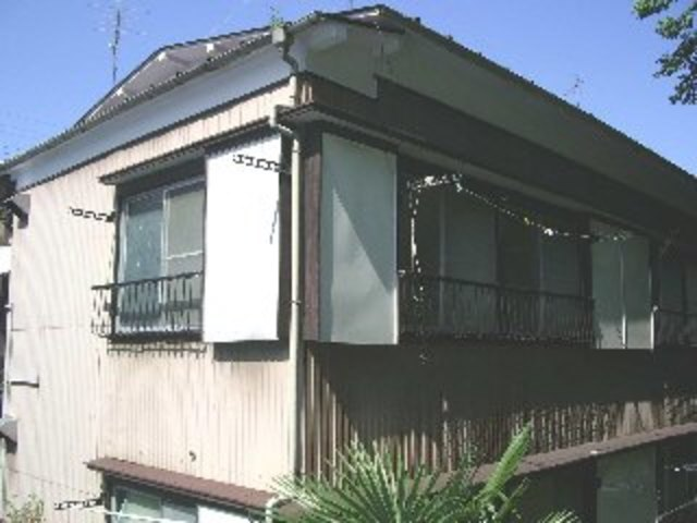 鈴木荘外観