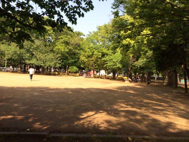 パティオス薬園台 東[周辺施設]公園