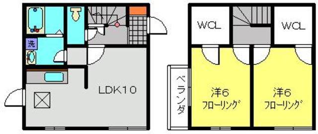 保土ヶ谷駅 徒歩8分間取図