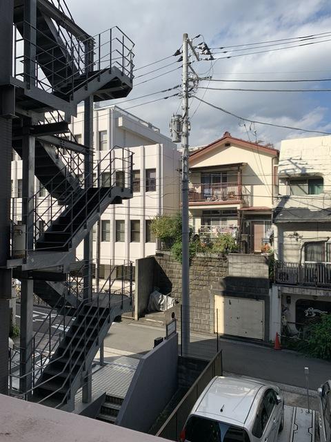 プライム横浜景色