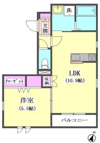 (仮称)西蒲田3丁目メゾン 302号室