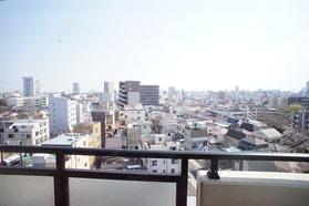 ※8階からの景色