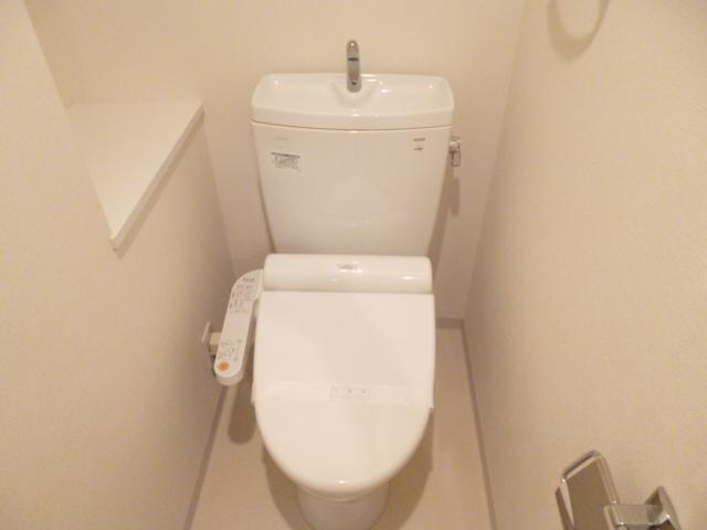 スカイコート豊島南長崎トイレ