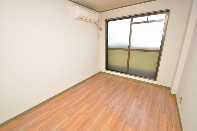 スペラーレ今里 明るいお部屋はゆったりとしていて、心地よい空間です