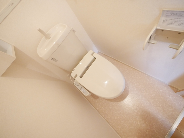 クリスタルメゾン雲雀Ⅰトイレ