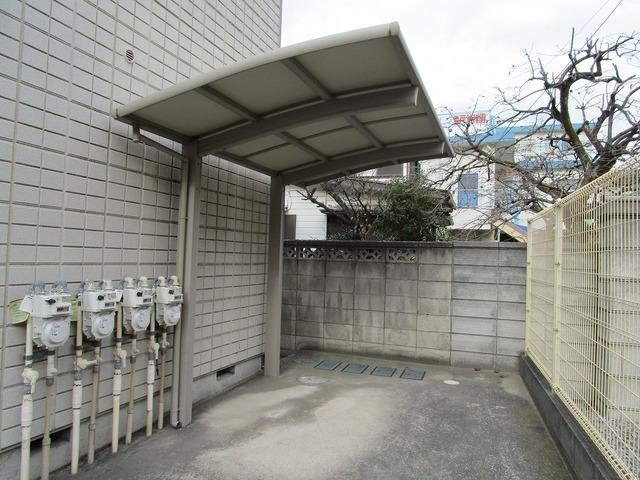 ヘーベルメゾン新千葉春陽荘共用設備