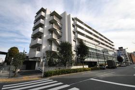 プライムゲート目黒三田の外観画像