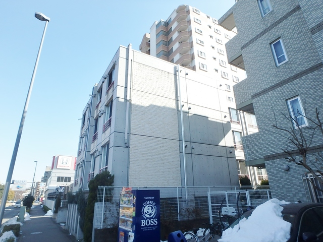 京王永山駅 徒歩8分外観