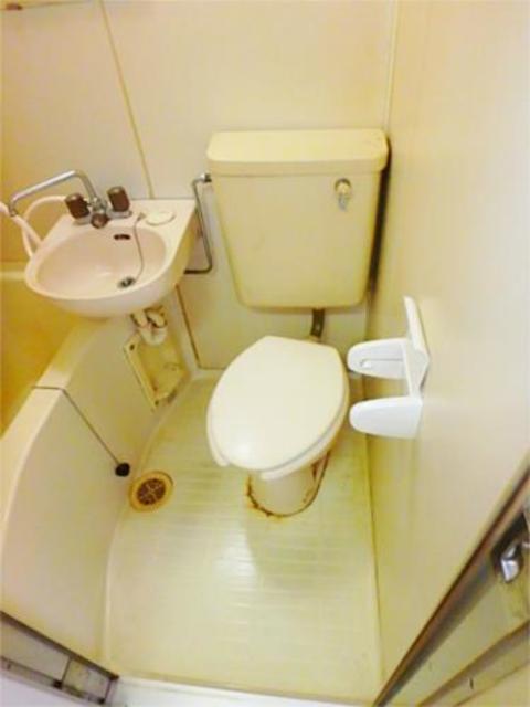 ストークマンション小磯2トイレ