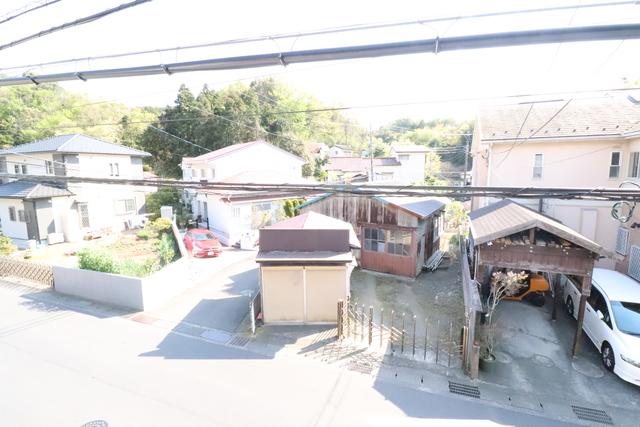 プランドール鎌倉景色