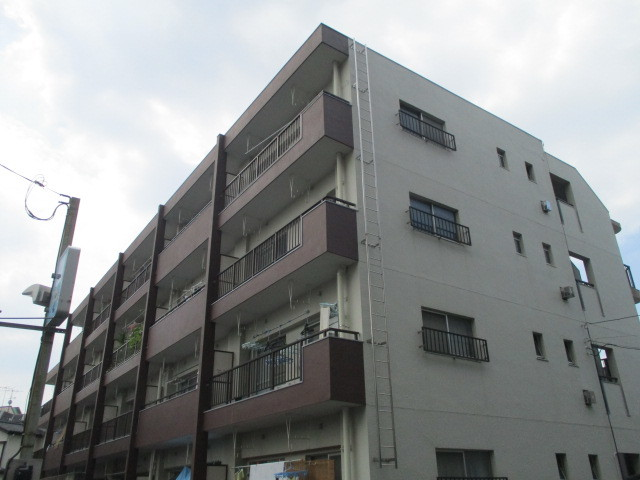 東武練馬駅 徒歩11分外観