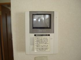 TV付きモニターホン!