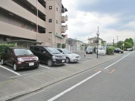 ラレス横山I駐車場