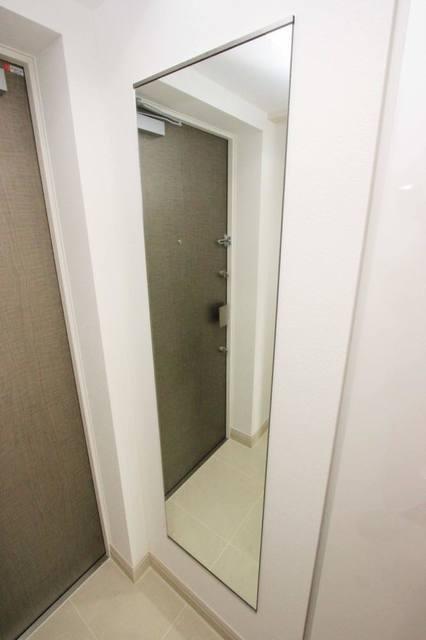 スカイコートグレース新宿中落合玄関