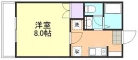 コンセルヴァトリオ B2階Fの間取り画像