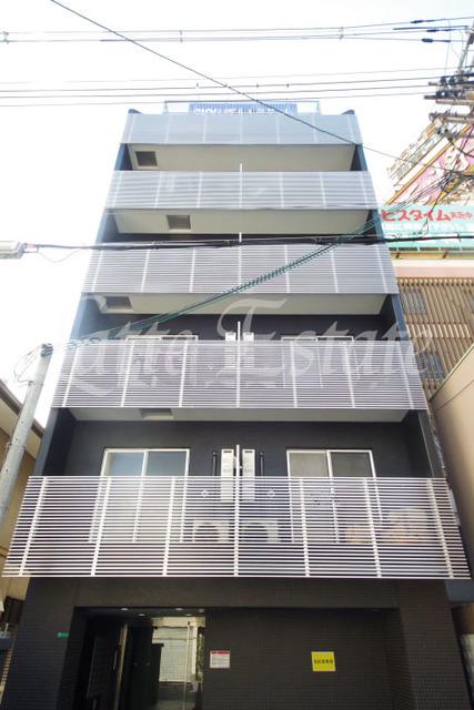 大阪市都島区東野田町4丁目の賃貸マンションの外観