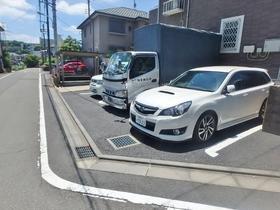 セントハーブ駐車場